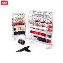 ATIC Acrylic Cosmetic Organizer [Lipstick Tower][Tower S] 1ea